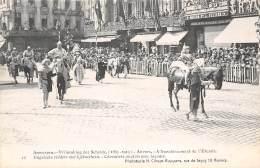ANTWERPEN - Vrijmaking Der Schelde (1863 - 1913) - 12 - Engelsche Ridders Met Lijfknechten. - Antwerpen