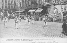 ANTWERPEN - Vrijmaking Der Schelde (1863 - 1913) - 14 - De Schuttersgilde : St-Joris. - Antwerpen
