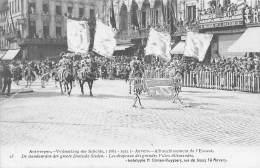 ANTWERPEN - Vrijmaking Der Schelde (1863 - 1913) - 15 - De Standaarden Der Groote Duitsche Steden. - Antwerpen