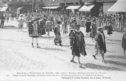 ANTWERPEN - Vrijmaking Der Schelde (1863 - 1913) - 16 - Groep Vreemde Kooplieden Begeven Zicht Ter Beurse. - Antwerpen