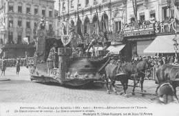 ANTWERPEN - Vrijmaking Der Schelde (1863 - 1913) - 18 - De Hanze Overwint De Wereld. - Antwerpen