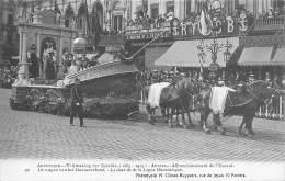 ANTWERPEN - Vrijmaking Der Schelde (1863 - 1913) - 22 - De Wagen Van Het Hansaverbond. - Antwerpen