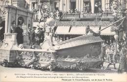 ANTWERPEN - Vrijmaking Der Schelde (1863 - 1913) - 23 - De Maagd Van Het Hansaverbond Ontvant De Maquetie ... - Antwerpen