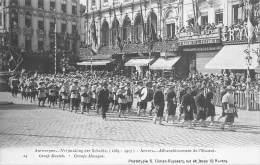 ANTWERPEN - Vrijmaking Der Schelde (1863 - 1913) - 24 - Groep Muziek. - Antwerpen