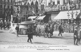 ANTWERPEN - Vrijmaking Der Schelde (1863 - 1913) - 25 - Aankomst Der Eerste Karveel - 1508. - Antwerpen