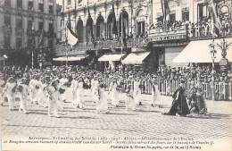 ANTWERPEN - Vrijmaking Der Schelde (1863 - 1913) - 26 - Maagden Strooien Bloemen Op Den Doortocht Van Keizer Karel - Antwerpen