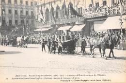ANTWERPEN - Vrijmaking Der Schelde (1863 - 1913) - 32 - Booten Beladen Met Brandstoffen. - Antwerpen