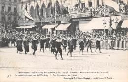 ANTWERPEN - Vrijmaking Der Schelde (1863 - 1913) - 34 - De Onderteekenaars Van Het Verdrag. - Antwerpen