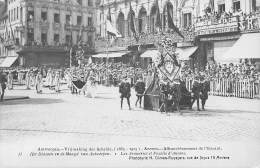 ANTWERPEN - Vrijmaking Der Schelde (1863 - 1913) - 35 - Het Blazoen En De Maagd Van Antwerpen. - Antwerpen