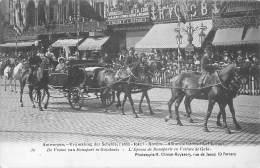 ANTWERPEN - Vrijmaking Der Schelde (1863 - 1913) - 36 - De Vrouw Van Bonapart In Galakoets. - Antwerpen
