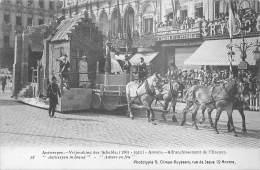 """ANTWERPEN - Vrijmaking Der Schelde (1863 - 1913) - 38 - """"Antwerpen In Brand"""". - Antwerpen"""