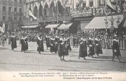 ANTWERPEN - Vrijmaking Der Schelde (1863 - 1913) - 40 - Het Magistraat Der Stad Antwerpen. - Antwerpen
