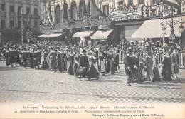 ANTWERPEN - Vrijmaking Der Schelde (1863 - 1913) - 44 - Kooplieden En Handelaars Verlaten De Stad. - Antwerpen