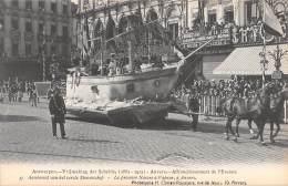 ANTWERPEN - Vrijmaking Der Schelde (1863 - 1913) - 47 - Aankomst Van Het Eerste Stoomschip. - Antwerpen