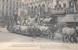 ANTWERPEN - Vrijmaking Der Schelde (1863 - 1913) - 58 - De Verkeerlijking Van Handel En Scheepvaart. - Antwerpen
