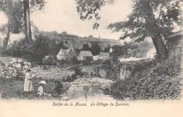 Vallée De La Meuse - Le Village De Samson. - Belgique