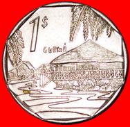 √ BRIDGE: CUBA ★ 1 CONVERTIBLE PESO 2000 COIN Alignment ↑↓! LOW START ★ NO RESERVE! - Cuba