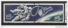 USA, Espace, Astronaute, Space, Terre, Earth - United States