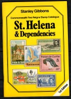 """Stanley Gibbons  Catalogue  """"St.Helens & Dependencies""""     NEW   (**) - Sainte-Hélène"""
