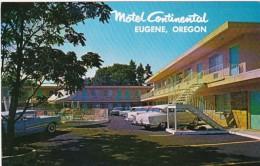 Oregon Eugene Motel Continental - Eugene