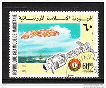 Mauritanie, Espace, Space, Parachutisme, Parachuting, - Space