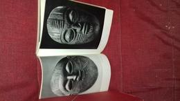 Westafrikanische Masken Par Kieger & Kutscher Catalogue Allemand Sur Les Masques Africains 93 Pages - Arte