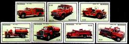 2607  Firemen - Pompiers - Nicaragua Yv  - MNH - 2,50 - Bombero