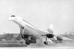 31 - Toulouse - Avion Supersonique Concorde 001 Decolle Pour La Première Fois - 1946-....: Moderne