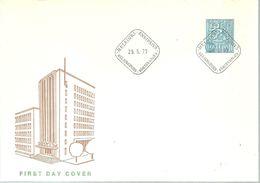 FDC 1973 - Finlandia