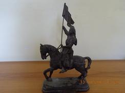 Jeanne D'Arc - Sculptures