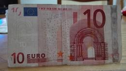10 Euro Jean-Claude Trichet - N15244257108, F015E1 - 10 Euro