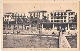 83. BANDOL. Le Grand Hôtel. 904 - Bandol