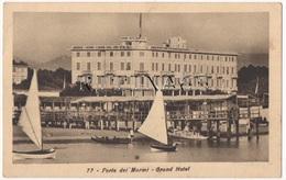 LU28 !!! FORTE DEI MARMI GRAND'HOTEL 1929 F.P. !!! - Italia