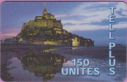 Télécarte Suisse °° Tell Plus - 150 Unités - Le Mont St-Michel - 03  1999 RV - Switzerland