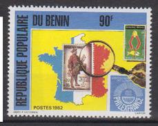 BENIN       1982                .     536              COTE         1 , 10    EUROS         ( S 401 ) - Bénin – Dahomey (1960-...)