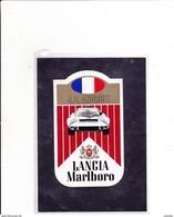 Sticker Marlboro - Lancia - J.C. Andruet - Car Racing - F1