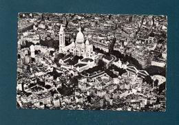 PARIS - Vue Aérienne - La Basilique Du Sacré-Coeur De Montmartre - Sacré-Coeur