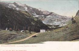 Klausenstrasse, Urnerboden Passhöhe U. Glariden (8500) - UR Uri