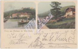 AK AUSTRIA A-0467 NEUHAUS - Gruss Aus Neuhaus Im Wienerwald - Sonstige