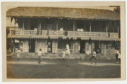 Real Photo Badminton Players - Thailand