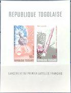 Togo, 1967, Mi. Bl. 27, Space, MNH - Space