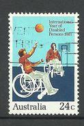 AUSTRALIA 1981 Michel 766 Jahr D. Behinderten Disabled Persons, O - Handicaps