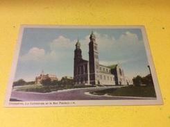CHICOUTIMI.  La Cathédrale.  1/18 - Chicoutimi