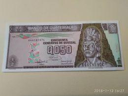 0.50 Quetzal 1992 - Guatemala