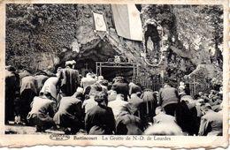 Battincourt Hallenzy Aubange Carte Postale - Aubange