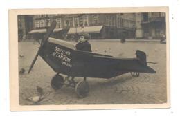 Photo Carte LIEGE Place St Lambert à Liège,  Le Petit Avion 1932 (b223) - Luik