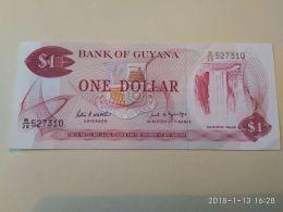 1 Dollar 1989 - Guyana