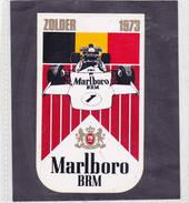 Sticker Marlboro Zolder 1973 - Automobile - F1