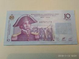 10 Gourdes 2004 - Haiti