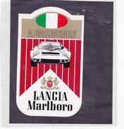 Sticker Marlboro A. Ballestrieri Lancia - Automovilismo - F1